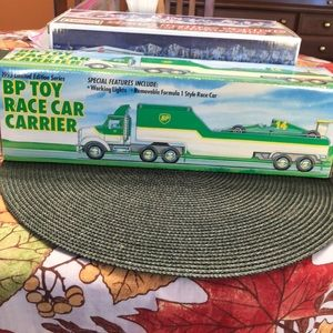 Other - 1993 Limited Series BP Toy Race Car Cartier